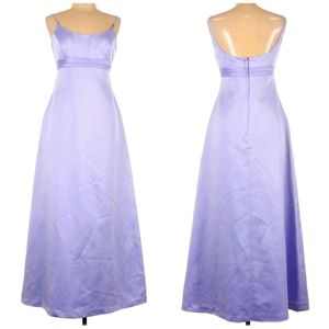 Alfred Angelo (Medium) Lavender Bridesmaid Dress
